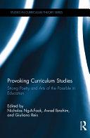 Provoking Curriculum Studies