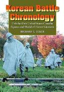 Korean Battle Chronology