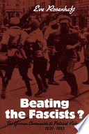Beating the Fascists  Book PDF