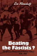 Beating the Fascists?