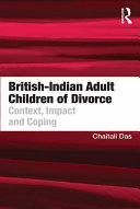 British-Indian Adult Children of Divorce Pdf/ePub eBook