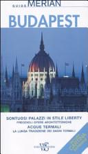 Guida Turistica Budapest. Con cartina Immagine Copertina