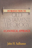 Introduction To Old Testament Theology
