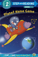 Planet Name Game (Dr. Seuss/Cat in the Hat) Book