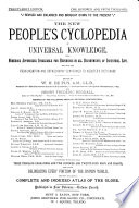The New People's Cyclopedia of Universal Knowledge