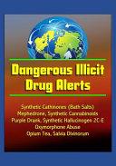 Dangerous Illicit Drug Alerts