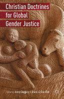 Pdf Christian Doctrines for Global Gender Justice Telecharger