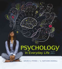 Cover of Psychology in Everyday Life