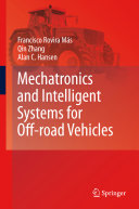 Mechatronics and Intelligent Systems for Off road Vehicles Book