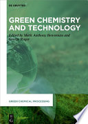 Green Chemistry and Technology Book