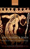 Envy, Poison, & Death Pdf/ePub eBook