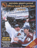 National Hockey League Official Guide and Record Book 2002