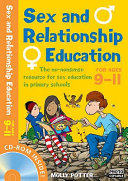 Sex and Relationships Education 9 11 Plus CD ROM