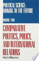 Political Science  Comparative politics  policy  and international relations