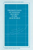 The Many Faces of National Security in the Arab World