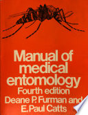 Manual of Medical Entomology