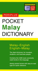 Pocket Malay Dictionary [Pdf/ePub] eBook