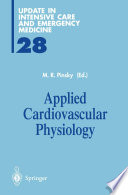 Applied Cardiovascular Physiology
