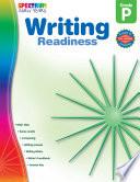 Writing Readiness  Grade PK