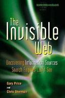 Pdf The Invisible Web