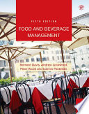 Food and Beverage Management Book
