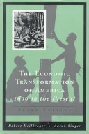 The Economic Transformation of America Book PDF