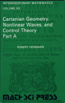 Cartanian Geometry  Nonlinear Waves  and Control Theory