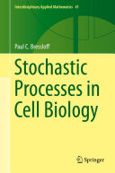 Stochastic Processes in Cell Biology Pdf/ePub eBook