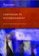 Companion to Historiography ebook