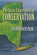 The Great Experiment in Conservation Book