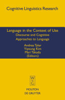 Language in the Context of Use