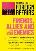 AFA10 Friends, Allies and Enemies