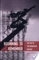 Beginning To Remember Book PDF