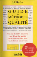 Guide des méthodes de la qualité