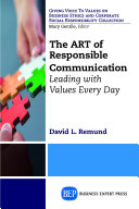 The ART of Responsible Communication