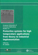 Protective Systems for High Temperature Applications