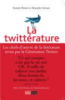 Pdf La Twittérature Telecharger