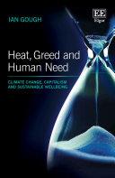 Heat, Greed and Human Need Pdf/ePub eBook