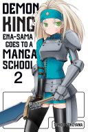 Demon King Ena-sama Goes to a Manga School