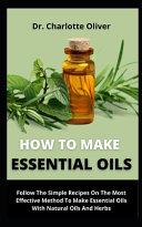 How To Make Essential Oils Follow