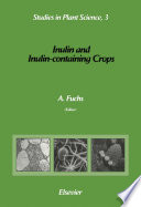 Inulin and Inulin containing Crops Book