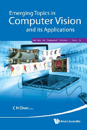 Emerging Topics in Computer Vision and Its Applications