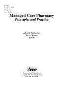 Managed Care Pharmacy