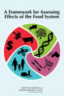 A Framework for Assessing Effects of the Food System Pdf/ePub eBook