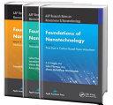 Foundations of Nanotechnology   Three Volume Set Book