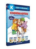 Kindergarten Phonics Readers Boxed Set