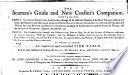 The Seaman s Guide and New Coaster s Companion Book