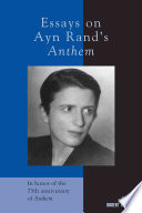 Download Essays on Ayn Rand's Anthem Pdf