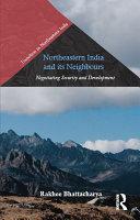 Northeastern India and Its Neighbours Pdf/ePub eBook