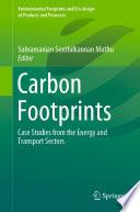 Carbon Footprints Book